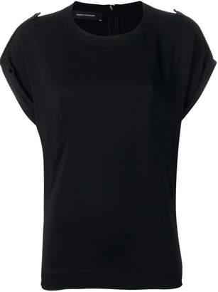 Cédric Charlier military T-shirt