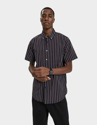Obey Low End Woven Button Down Shirt