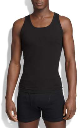 Spanx R) Cotton Compression Tank