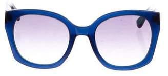 Derek Lam Sadie Gradient Sunglasses