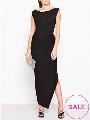 Vivienne Westwood Vian Sleeveless Wrap Dress