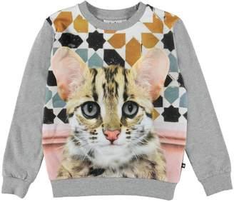Molo Regine Bengal Portrait Sweater