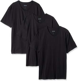 HUGO BOSS BOSS Men's T-Shirt Vn 3p Us Co 10145963 01
