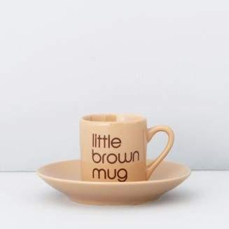 Bloomingdale's Little Brown Mug - 100% Exclusive