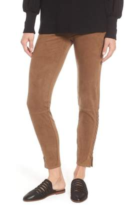 Lysse Mission Faux Suede Leggings