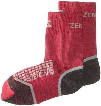 Zensah Grit Running Socks Crew Crew Cut Socks Shoes