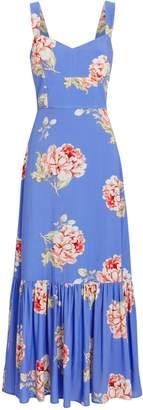 Intermix Mitzie Floral Sleeveless Dress