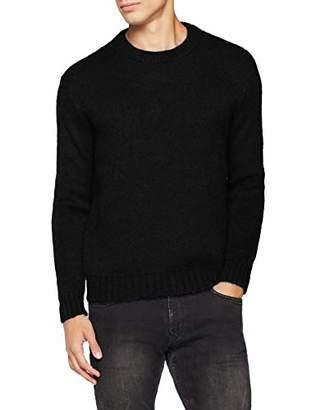 Benetton Men's Sweater L/S Jumper,X-Large
