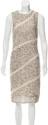 Alice + Olivia Embellished Midi Dress w/ Tags