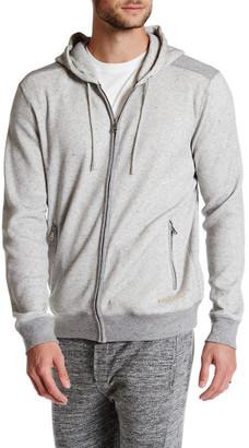 HUGO BOSS Hooded Zip Jacket $169 thestylecure.com