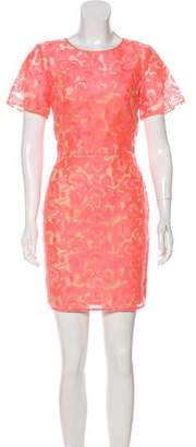Veronica Beard Mini Lace Dress w/ Tags