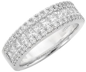 Women's Bony Levy 'Liora' Princess Diamond Ring (Nordstrom Exclusive) $3,995 thestylecure.com