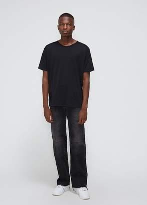 Off-White Straight Leg Jean