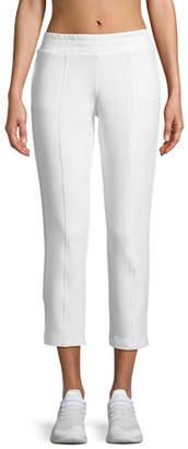Cushnie et Ochs Cropped Neoprene Sweatpants