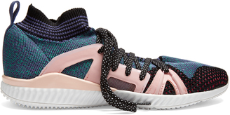 ADIDAS BY STELLA MCCARTNEY Crazymove Bounce low-top trainers $130 thestylecure.com
