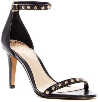 Vince Camuto Cassandy Studded Sandal $129 thestylecure.com