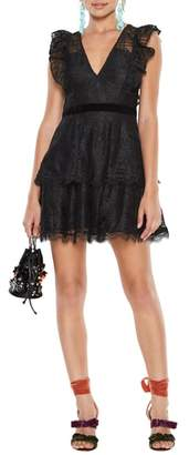 LA MAISON TALULAH Feminino Lace Mini Dress