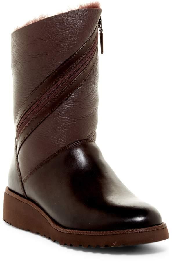 UGGUGG Australia Lorna Genuine Shearling Lined Wedge Boot