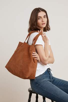 Velvet by Graham & Spencer DEBBY LEATHER TOTE