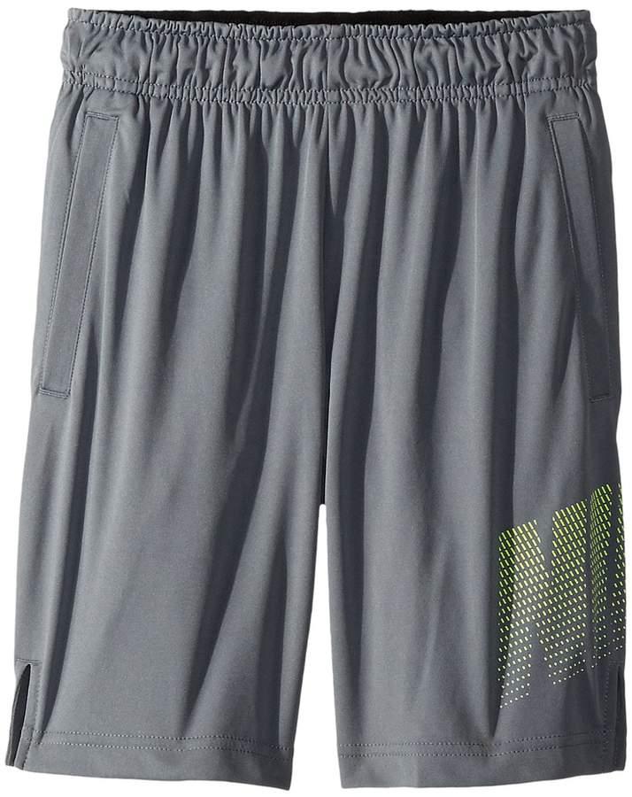 Nike Kids - Dry 8 Graphic Training Short Boy's Shorts