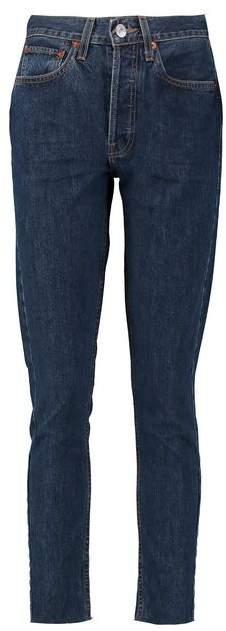 Denim trousers