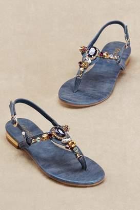 Soft Surroundings Yevette Sandals