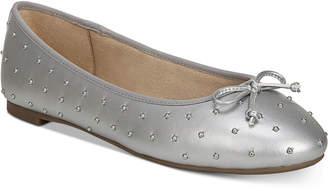 Sam Edelman Christie Studded Ballerina Flats Women Shoes