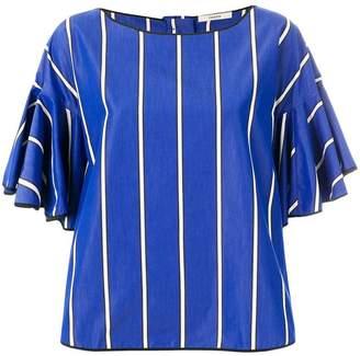 Odeeh flared sleeve top