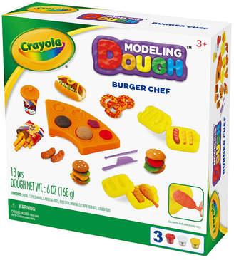 Crayola Burger Chef Modeling Dough Kit