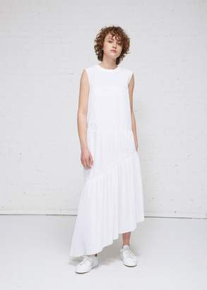 Cédric Charlier Ruffle Dress