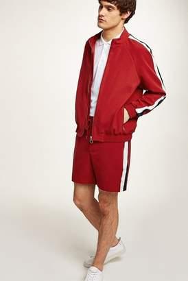 Topman Side Stripe Track Jacket