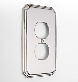 Rejuvenation Deco Single Duplex Switchplate