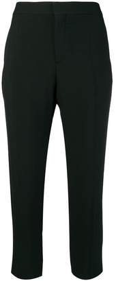 Chloé cropped slim trousers
