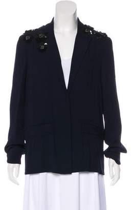 Marni Lightweight Embellished Blazer w/ Tags