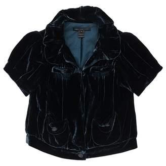Marc by Marc Jacobs Blue Velvet Jackets