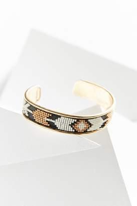 Fiona Paxton Elsie Beaded Bangle Bracelet