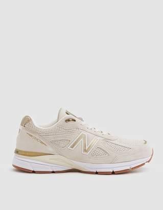 New Balance 990 Sneaker in Angorra