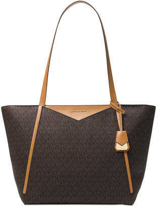Michael Kors Signature Whitney Large Tote