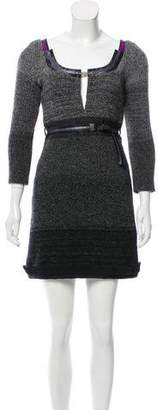 Undercover Wool Sweater Dress