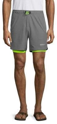 Superdry Stretch Double Layer Shorts