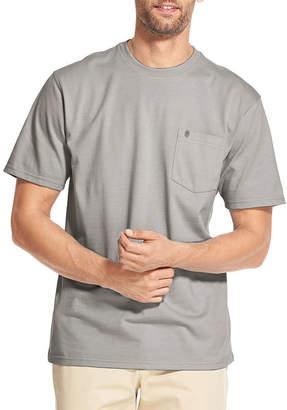 Izod Mens Crew Neck Short Sleeve T-Shirt