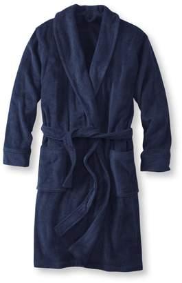 L.L. Bean L.L.Bean Men's Terry Cloth Robe
