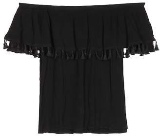 Velvet Dominga off-the-shoulder blouse