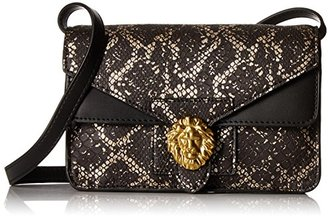 Anne Klein Diana Small Double Flap Cross Body $45.85 thestylecure.com