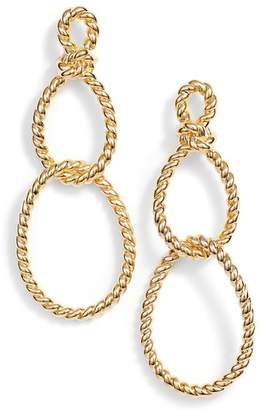 Kate Spade New York Sailor Knot Statement Earrings
