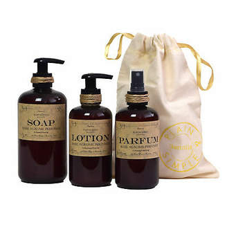 Plain and Simple Australia NEW Liquid Soap, Body Lotion and Perfumed Water Gift Set by Plain and Simple Aus
