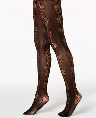INC International Concepts I.n.c. Lace Pattern Tights