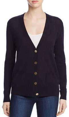 9723fe3fa2bbd Womens Merino Wool Navy Cardigan - ShopStyle