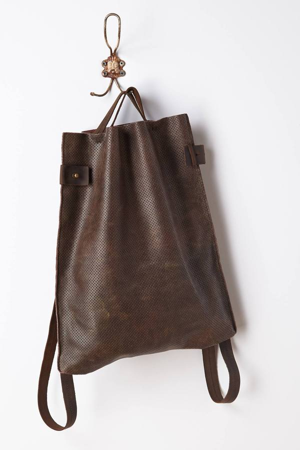 Anthropologie Tannery Backpack