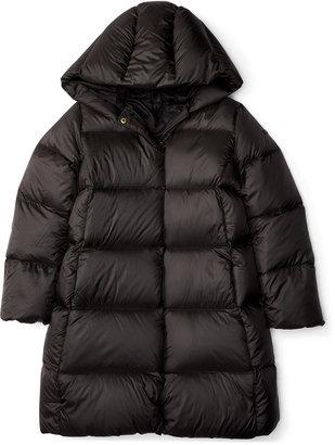 Ralph Lauren Hooded Down Coat, Big Girls (7-16) $225 thestylecure.com
